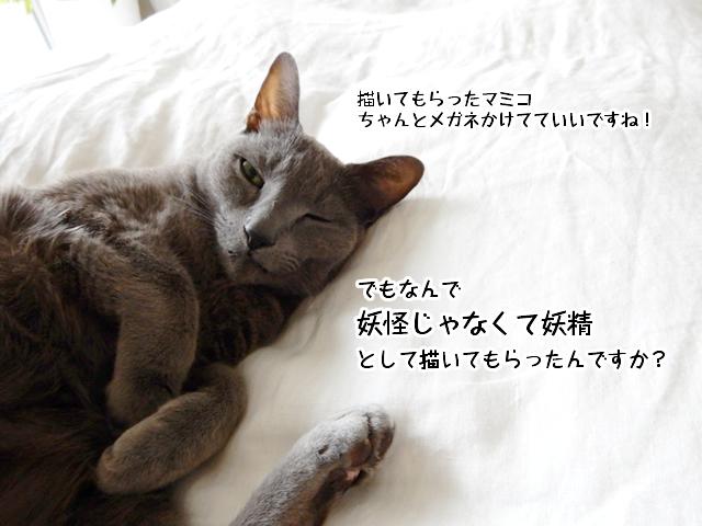 寝っ転がってプチディスリのギンちゃん