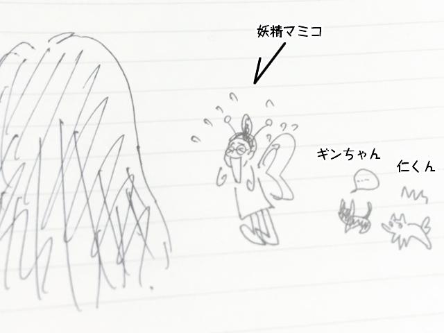 妖精マミコwithギンちゃん・仁くん
