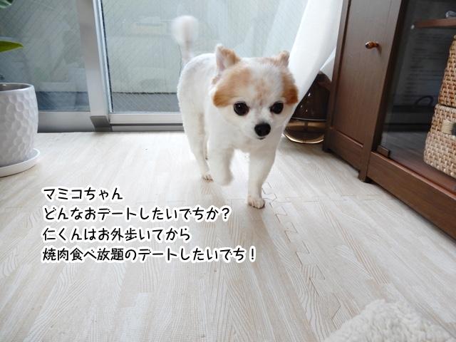 マミコちゃんはどんなデートしたいでちか?