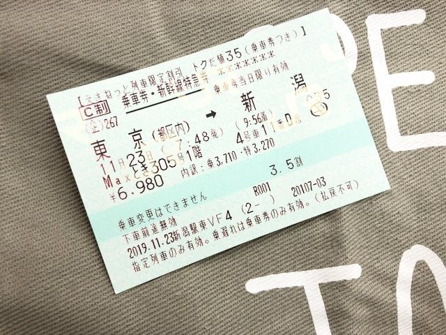 悲しみのうっかりチケット