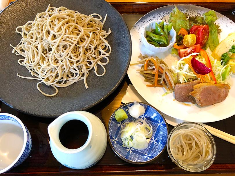 長野と言えばお蕎麦!