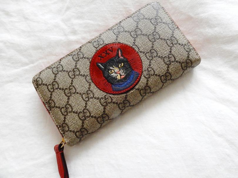 愛用のお財布